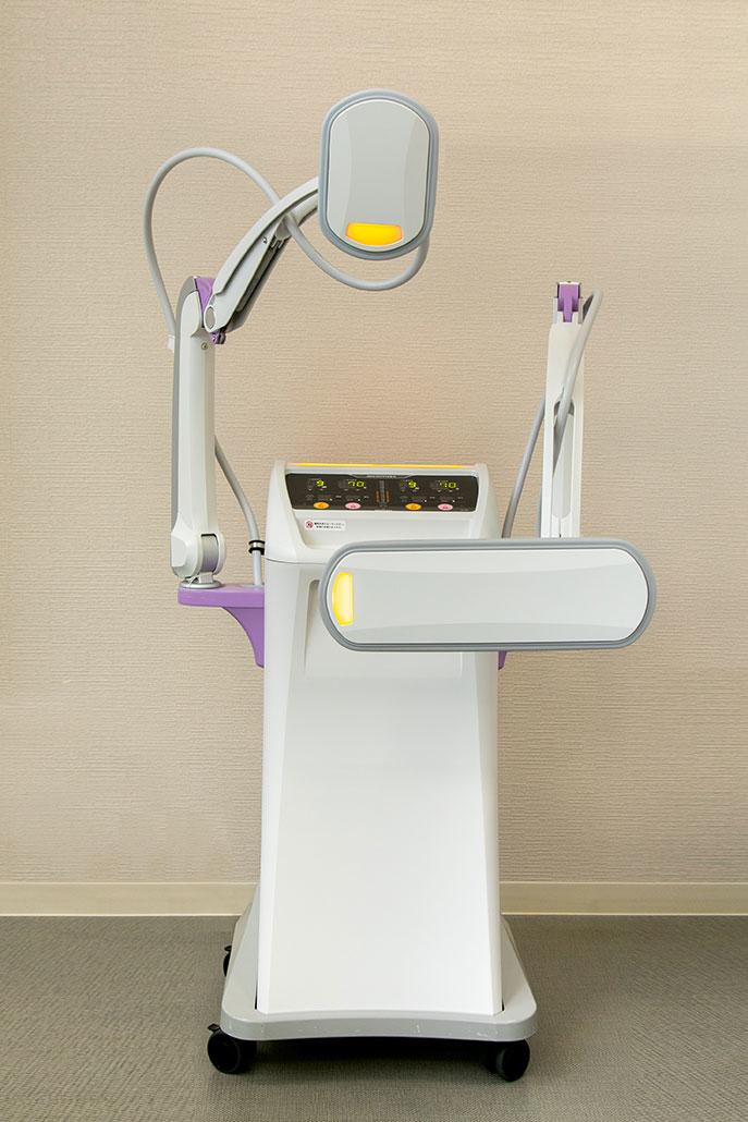 マイクロ波治療機